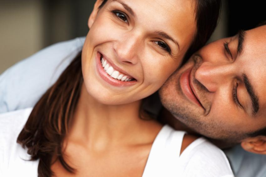 Smiling Couple | Dentist Norfolk MA